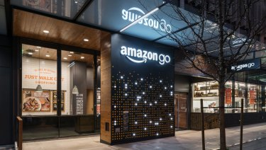 Amazon Go store promises to revolutionise grocery shopping.