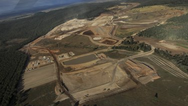 Humane Society International said the documents showed the NSW policy to compensate  for environmental damage caused by large developments, such as mines, was weaker than the national standards.
