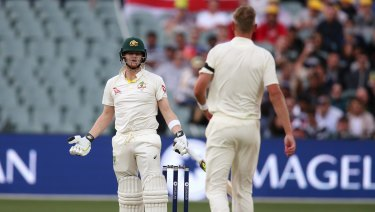 'Go for it': England tried to get under Steve Smith's skin and he has no issue if South Africa try the same tactic.