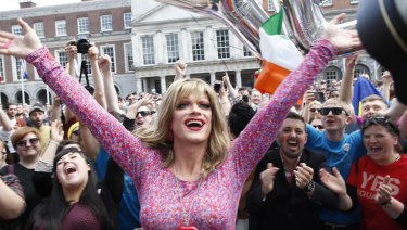 Recommendations from the Irish Constitutional Convention resulted in the country endorsing gay marriage.