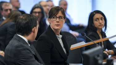 Counsel assisting Rowena Orr said all of the major banks had admitted to misconduct in financial advice.