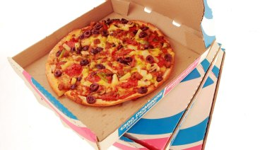 Too little information: Domino's scored 3/100 on the Deakin study.