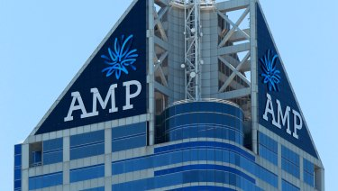 AMP was under the gun again at the royal commission on Monday.
