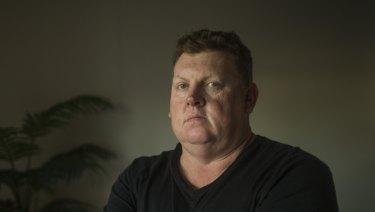 Simon Turner, former Mt Arthur mine worker.