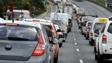 Radical moves are being proposed to arrest Melbourne's growing congestion.