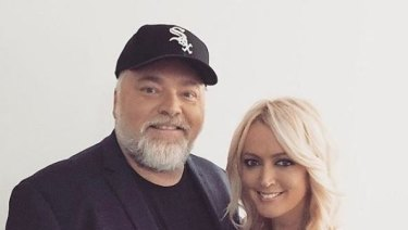 """AN ARN spokeswoman confirmed Kyle Sandilands and Jackie """"O"""" Henderson did not instruct Deppeler to attend the press conference."""