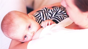 Based upon decades of research, the resolution says that mother's milk is healthiest for children.