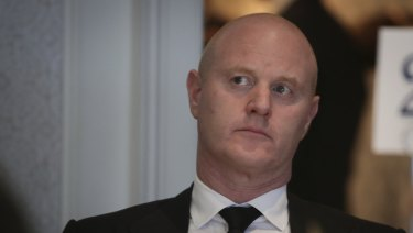 CBA's former CEO Ian Narev, who received no bonus, fell out of the top 10 in FY2017.