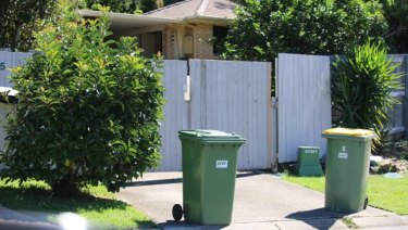 The LNP says a public housing property was rented out for $100 a night on Airbnb during the Commonwealth Games.