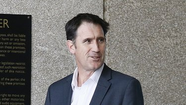 Cricket Australia's James Sutherland.