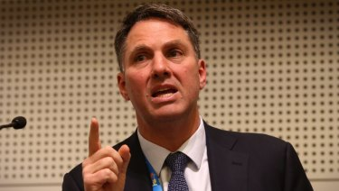 Labor defence spokesman Richard Marles.