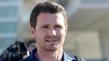 AFLPA president Patrick Dangerfield would be a likely inclusion on the panel.