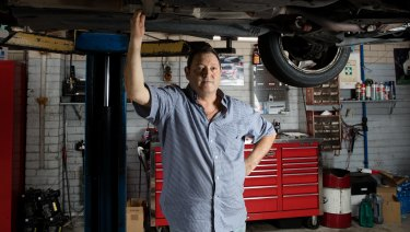 Ralph Frustaci at Reliable Automotive Services in Artarmon