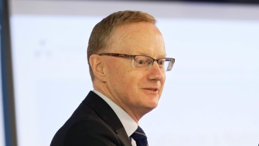 RBA Governor Phillip Lowe said this week that the next move in interest rates would likely be an increase.