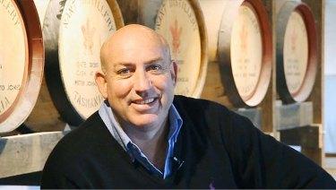 Nant's director and founder, Queenslander Keith Batt.