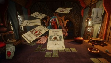 The Dealer returns in Hand of Fate 2.