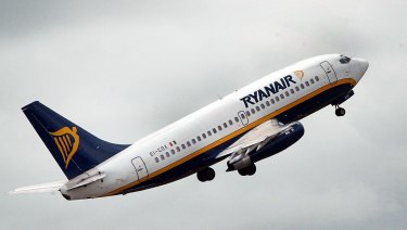 Ryanair has been shamed for its gender pay gap.