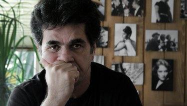 Iranian director Jafar Panahi is under house arrest in Tehran.