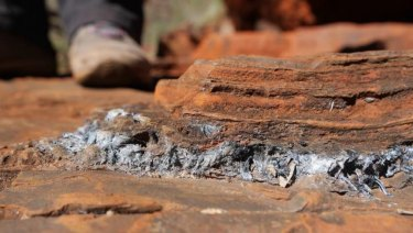 Asbestos naturally occurs around Wittenoom, near Tom Price and Karijini National Park, which was why it was mined there decades ago.