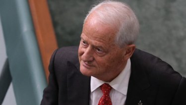 Former attorney-general Philip Ruddock.
