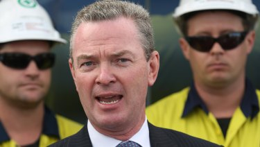 Minister for Defence Industry Christopher Pyne  said the reforms were a good idea.