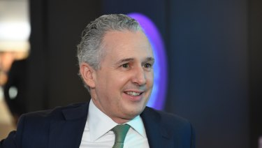 Telstra chief executive Andy Penn recently announced the company will cut 8000 jobs over three years with headwinds facing the business.