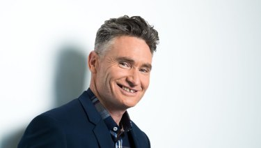 Dave Hughes will open the Logies for the fourth year in a row.
