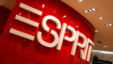 Esprit will close its Australian and New Zealand operations.