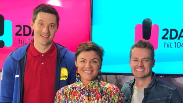 From the media to her co-hosts Ed Kavalee and Grant Denyer to her Austereo overlords, Em Rusciano has been offending everyone.