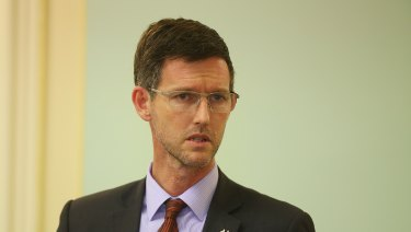 The CCC will not prosecute Mark Bailey over his deletion of a private email account.