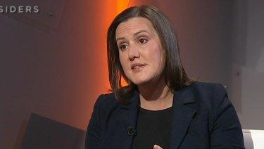 Kelly O'Dwyer on Insiders