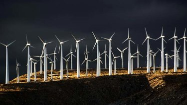Wind farms have now proved they can play a more active role in the NEM.