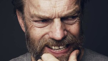 Hugo Weaving has won the Logie for most outstanding actor for his role in Seven Stages of Ambiguity.