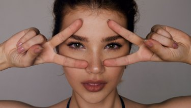 Different areas of your face have contrasting skincare needs.