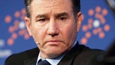 The US investigation is a blow to Glencore boss Ivan Glasenberg.