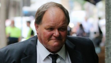 Former Botany council CFO Gary Goodman was found by ICAC to have engaged in serious corrupt conduct.