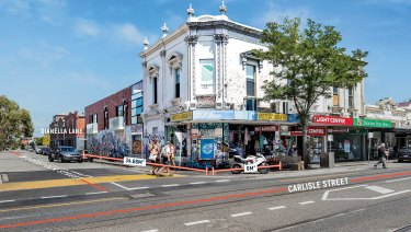 Number 157 Carlisle Street sold on a 4.4 per cent yield.