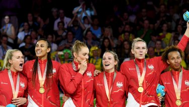 Late start: The Super Netball season start was pushed back to avoid a clash with the Commonwealth Games.