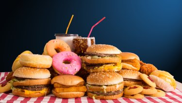 Too much sugary and processed food could be affecting your fertility.
