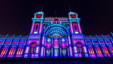 Royal Exhibition Building, Carlton Gardens.