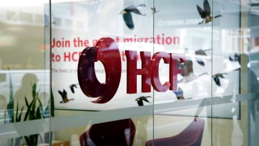 HCF wants to merge with HBF to create Australia's third largest health insurance provider.