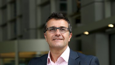 Fadi Geha is the chief executive of Simble.