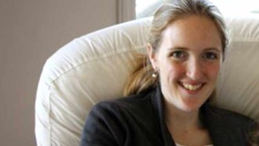 Barrister Katrina Dawson who died during the December 2014 Lindt cafe siege
