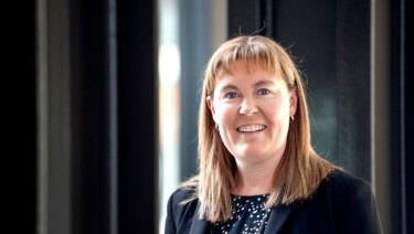 Ms Baker, the lender's first female managing director in the bank's 160-year history, recently took over from retiring managing director Mike Hirst.