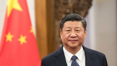 China's president Xi Jinping.