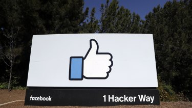 """Facebook has paid for advertising with free-to-air TV broadcasters, though was unable to use terms like """"fake news""""."""