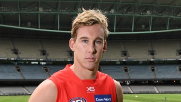 Suns co-captain Tom Lynch.