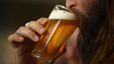 Beer isn't good for you? Tell that to Bavarian beer drinkers.