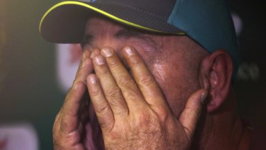 Darren Lehmann said his proudest moment as a coach was helping the cricket fraternity to come together after the death of Phillip Hughes.