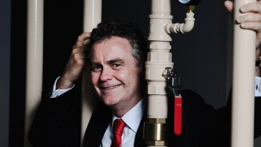 Mr McCormack has led APA from a tiny business to a virtual pipeline monopoly.